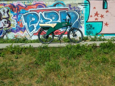 De Lohner Stroler e-bike