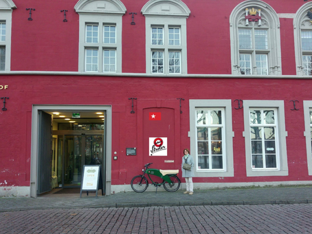 De Stroler van Lohner in Nederland
