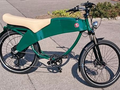 Lohner Stroler: bike review (overgenomen uit de 'The Guardian' schrijver Martin Love)