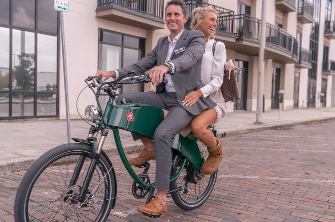 2-zits e-bike