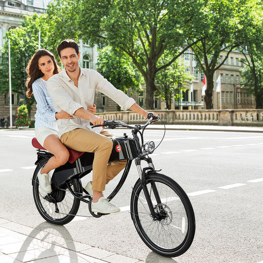 Duo E-Bike Lohner