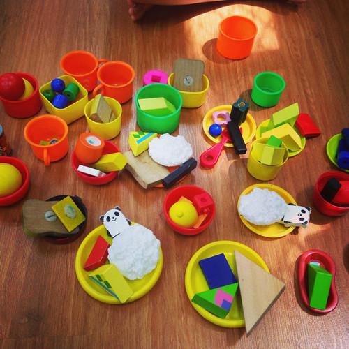 早期療育:餐桌上的表達課
