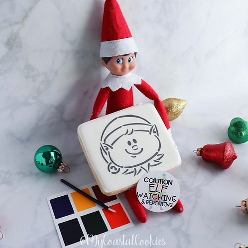 Christmas Elf - PYO Kit