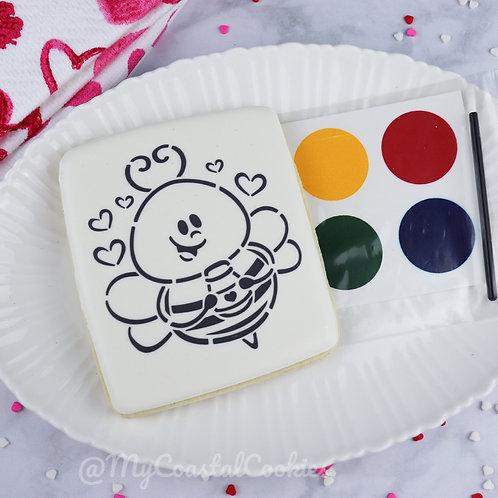Valentine PYO Cookie Kit!