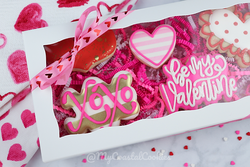Assorted 1/2 Dozen - Valentine's