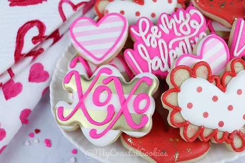 Assorted Dozen - Valentine's