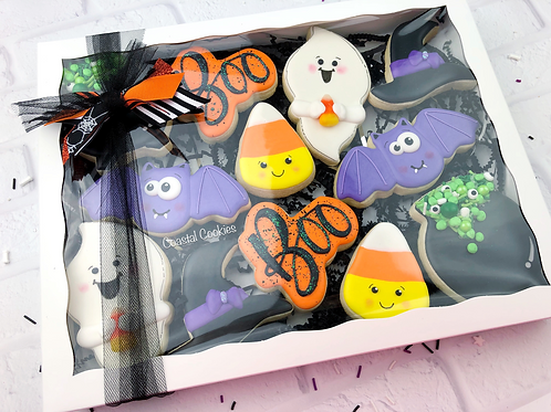 Assorted Dozen - Halloween Theme