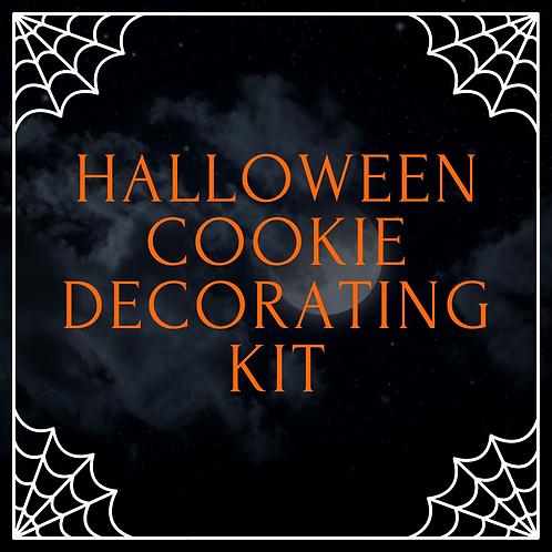 DIY Cookie Kit - Halloween Theme