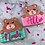 Thumbnail: Personalized Bear Cookie