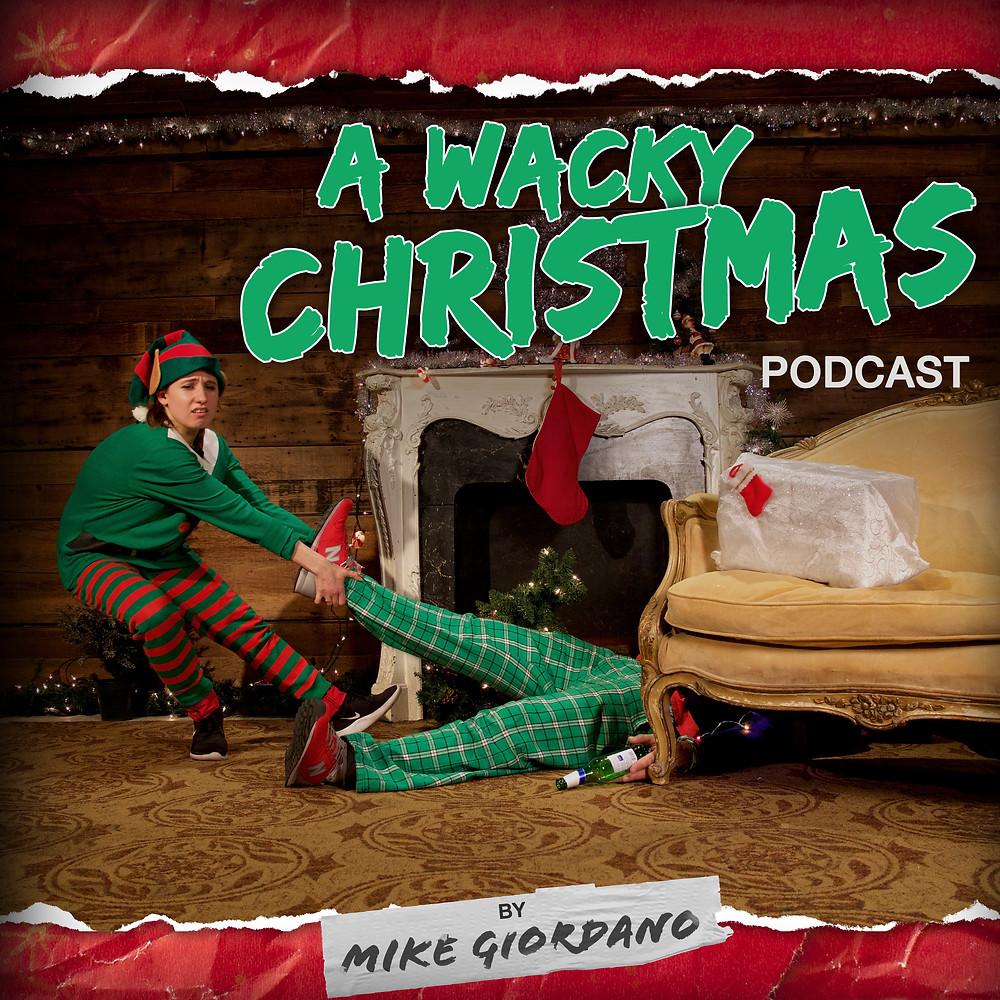Mike Giordano's Wacky Christmas Promo