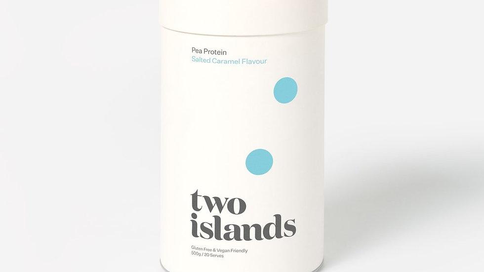 Pea Protein Powder Salted Caramel 500g