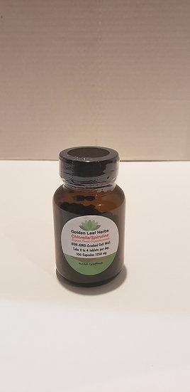 Chlorella/      Spirulina     (Broken Cell  Wall-Organic)
