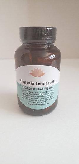 Organic Fenugreek