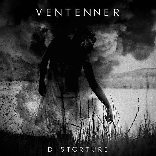 Ventenner - Distorture CD