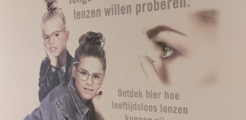 muurprint optiek