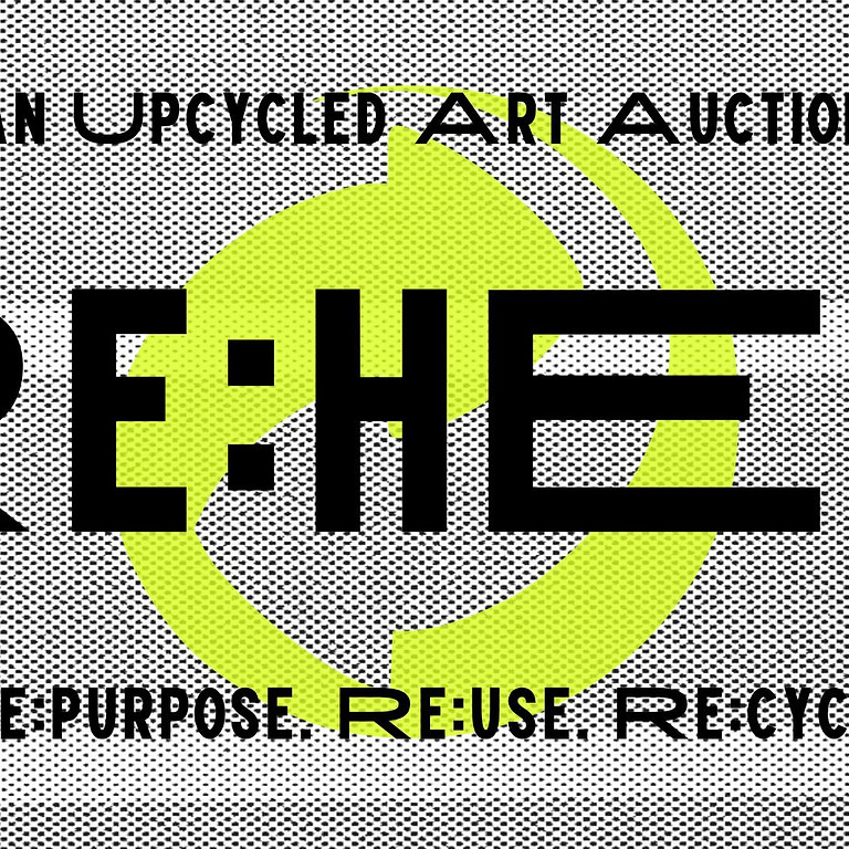 re:Heck - An Upcycled Art Auction