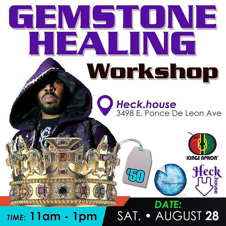 Gemstone Healing Workshop