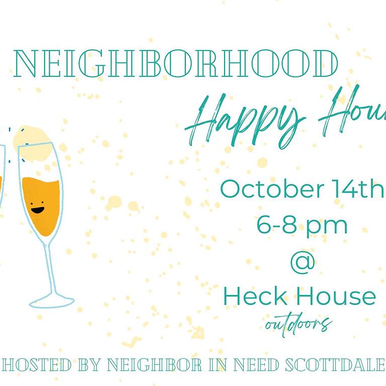 Neighborhood Happy Hour