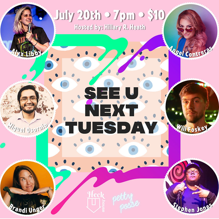 See U Next Tuesday