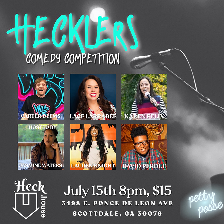 Hecklers Comedy Competition