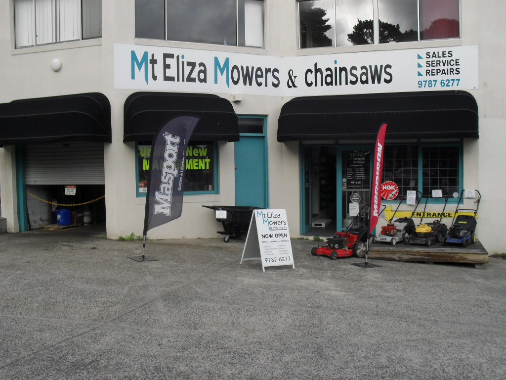 Mt Eliza Mowers Products Amp Services