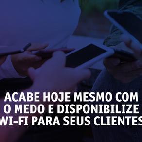 Saiba por que sua empresa precisa oferecer Wi-Fi para os clientes