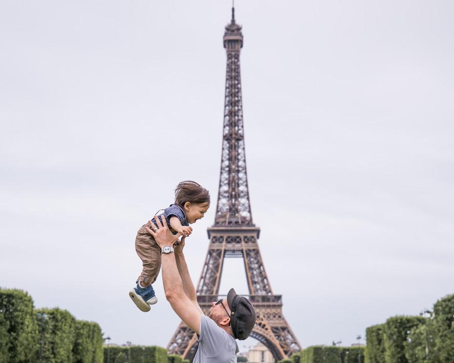 paris holiday session