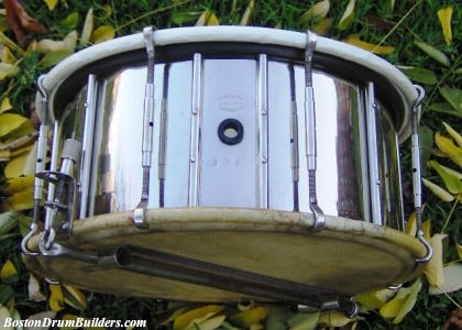 1917-1918 Harry A. Bower Snare Drum