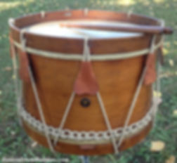A. W. White Field Drum, ca. 1863 - 1871