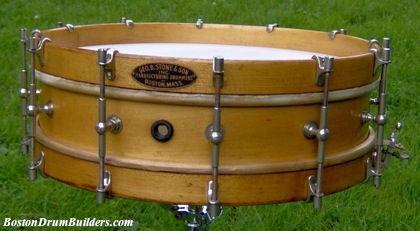 George B. Stone & Son Separate Tension Drum