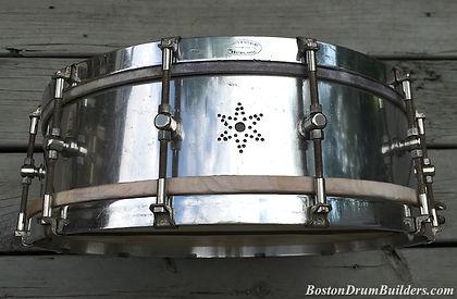 Nokes & Nicolai All-Metal Drum