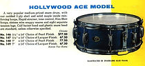 Slingerland Hollywood Ace Model