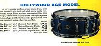 Slingerland Hollywood Ace Model
