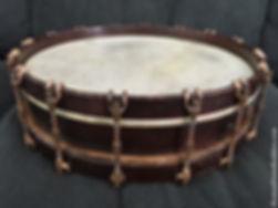 Stromberg Orchestra Drum, ca. 1906 - 1910