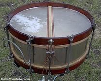 Thompson & Odell Prussian Style Drum