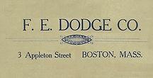 F. E. Dodge Co. Logo