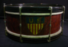 "Oliver Ditson ""Army and Navy Standard"" Snare Drum"