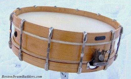 Nokes & Nicolai Double Tension Rod Orchestra Drum