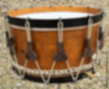 J. B. Treat Drum for Thompson & Odell
