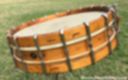 early 1900s F. E. Dodge Co. snare drum