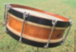 1906 Charles A. Stromberg Invincible Orchestra Drum