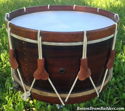 1880s J. C. Haynes & Co. Field Drum