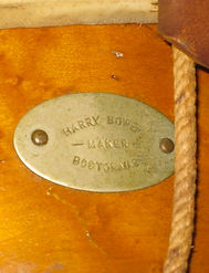 Early Harry A. Bower Drum Badge
