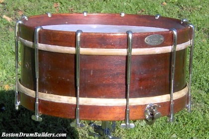 C. G. Conn Snare Drum, ca. 1910s