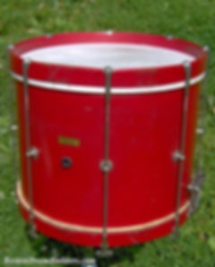 mid - late 1930s George B. Stone Field Drum