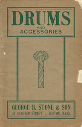 George B. Stone & Son Catalog G - ca. 1912