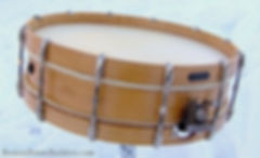 Nokes & Nicolai Double Tension Rod Orchestra Drum
