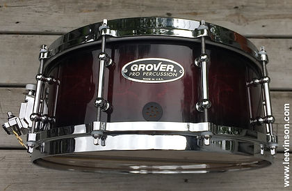 Grover G3 Symphonic Snare Drum