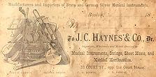 J. C. Haynes & Co. logo