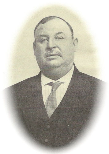 George Burt Stone, 1856 - 1917